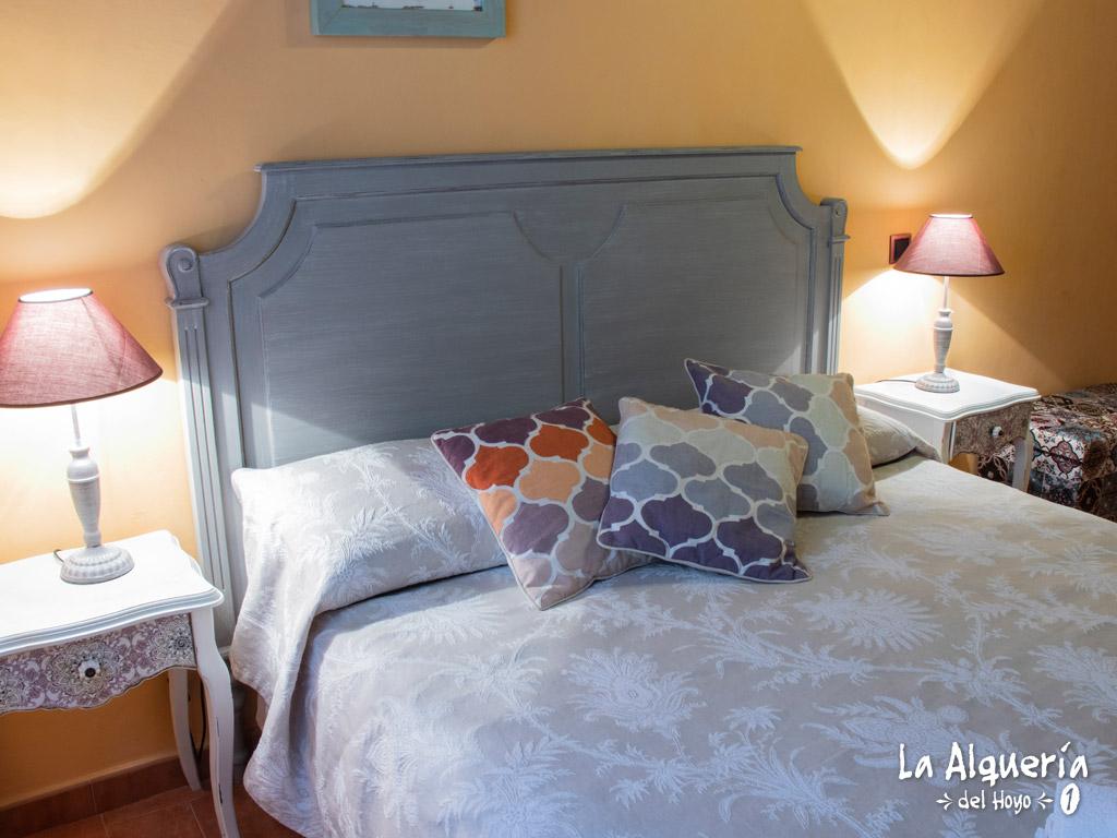 dormitorio matrimonio luminoso armario amplios