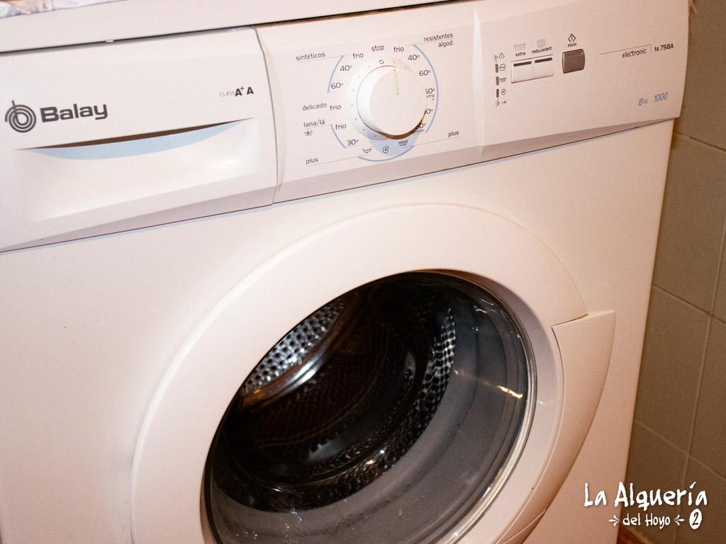 Lavadora de alta capacidad