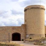 Castillo Cañada del Hoyo. Vista completa